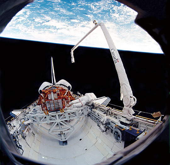 RMS (Canadarm)