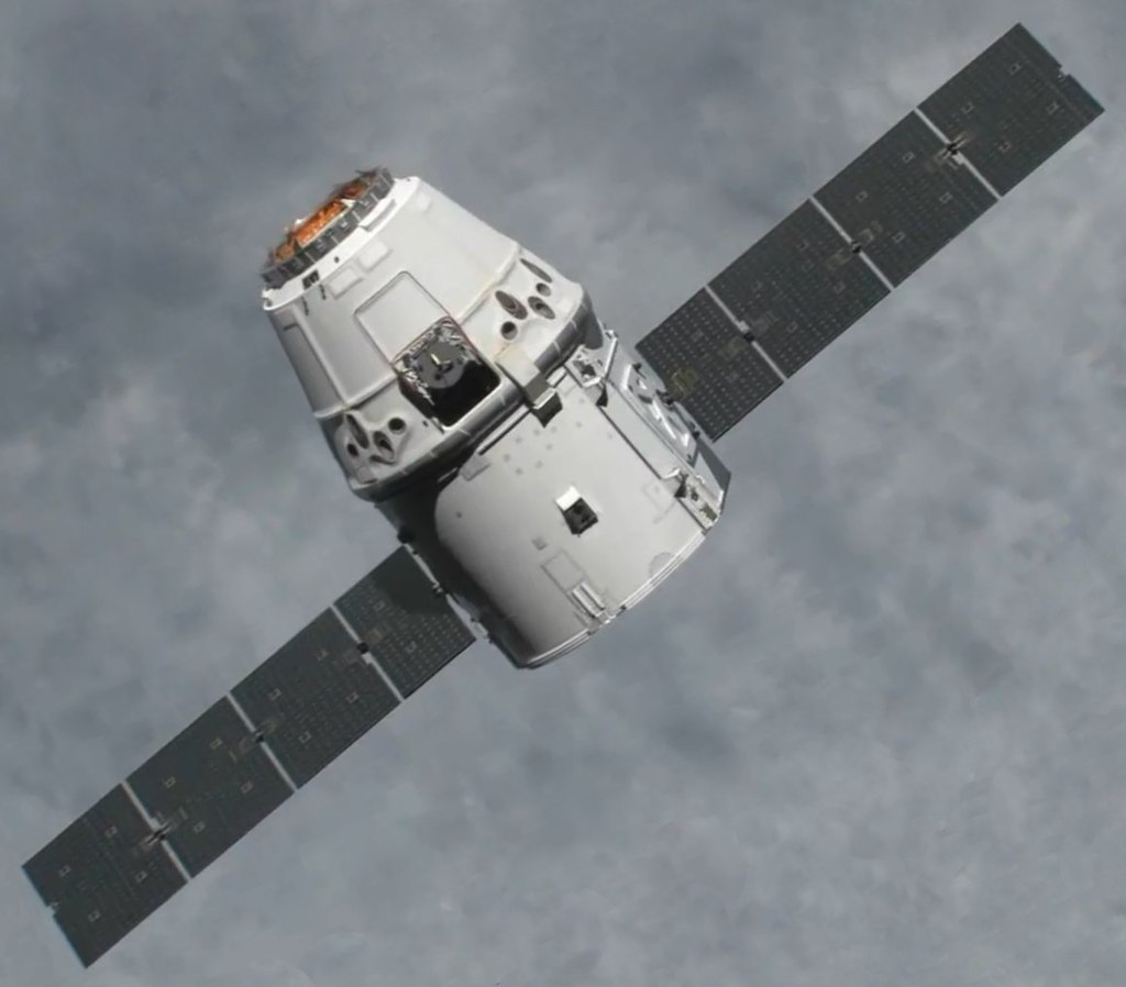 The Dragon spacecraft