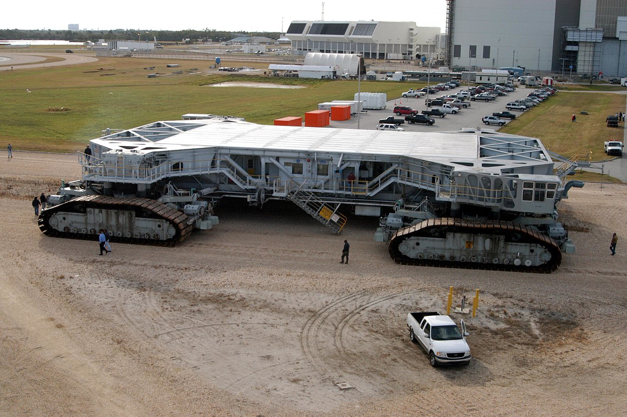 Crawler-transporter No.2 («Franz»)