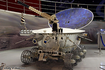 The Lunokhod 1