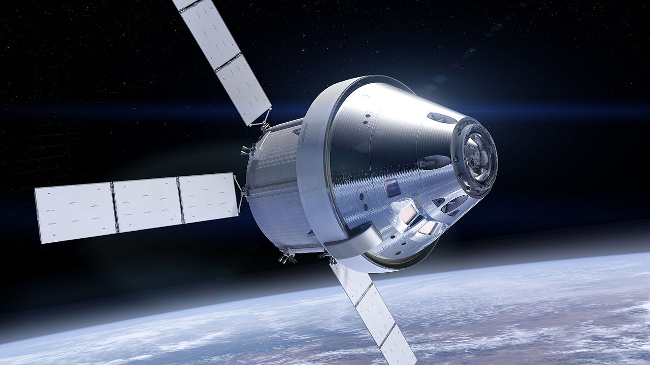 Vision for the developmental Orion spacecraft
