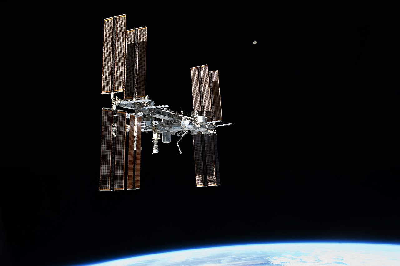 The modular International Space Station