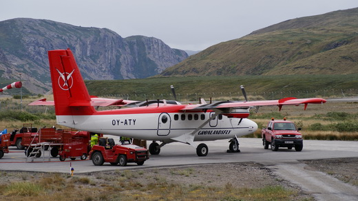 Air Greenland DHC-6 Twin Otter
