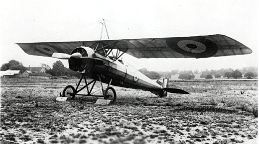 Royal Flying Corps MS.24 Type P