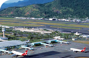 Cairns International Airport