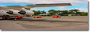 Proserpine/Whitsunday Airport