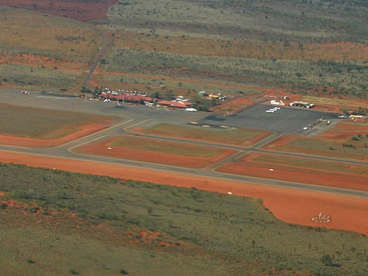 Ayers Rock Airport photo