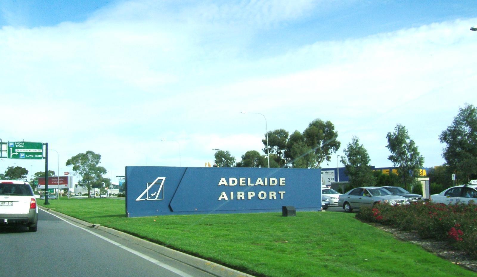 Adelaide International Airport