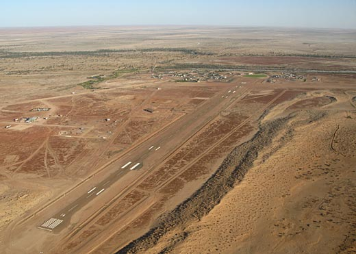 Birdsville airport photo