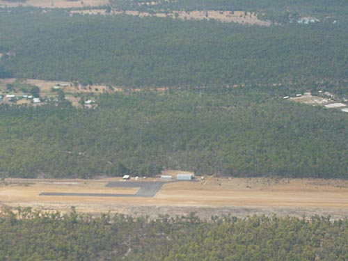 Collie Airport
