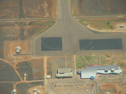Learmonth Airport