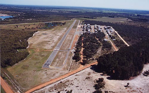 Serpentine Airport