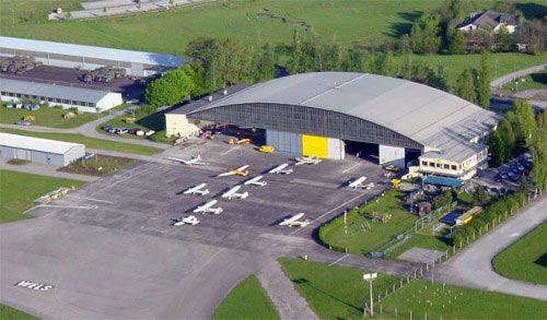 Wels Airport photo