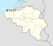 EBOS is located in Belgium