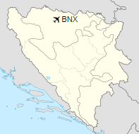 BNX is located in Bosnia and Herzegovina
