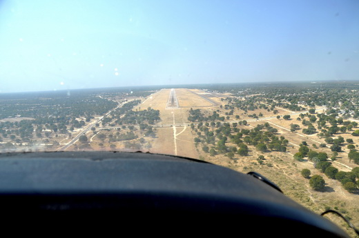 Maun International Airport