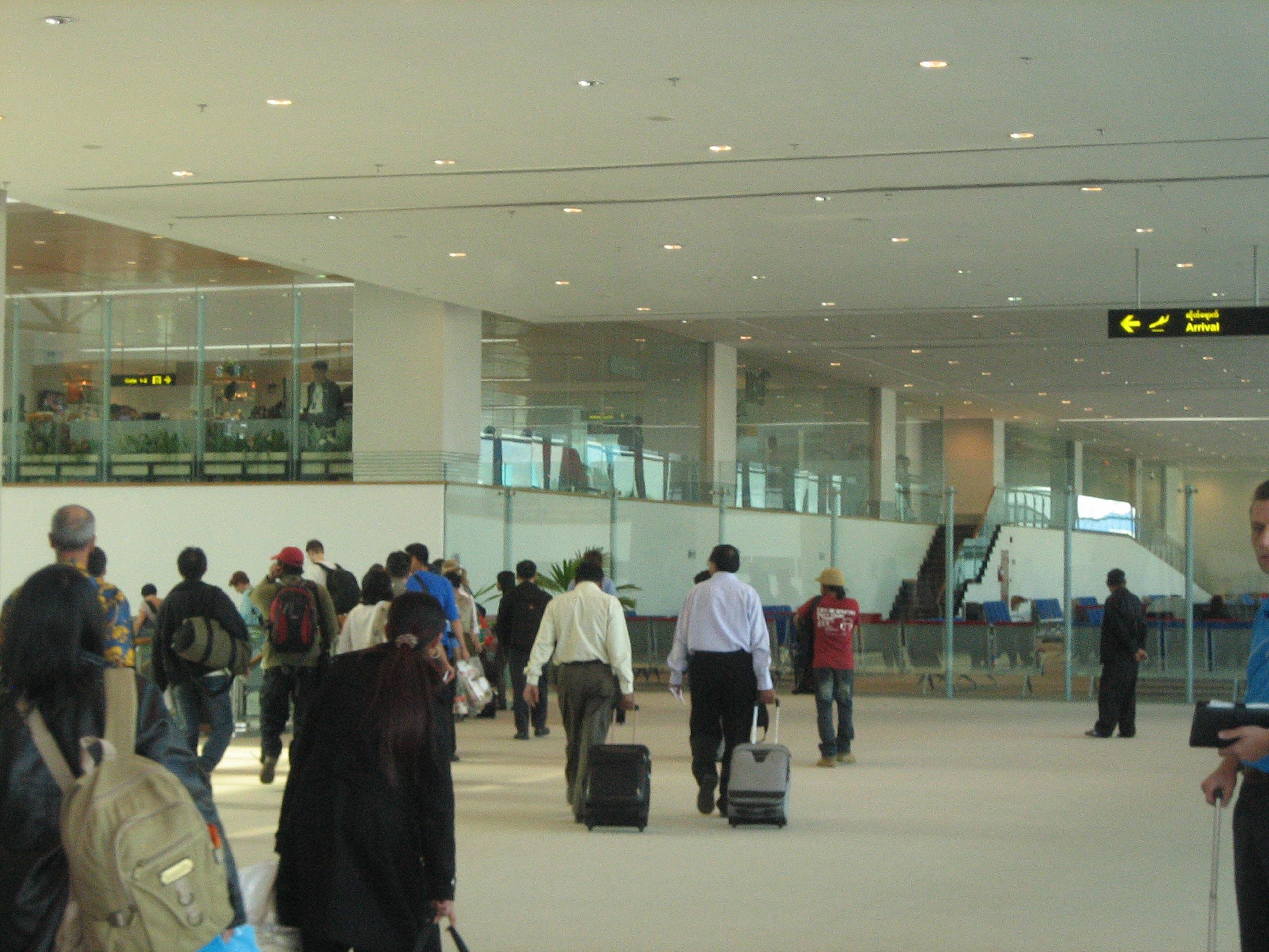 Yangon Intl Airport