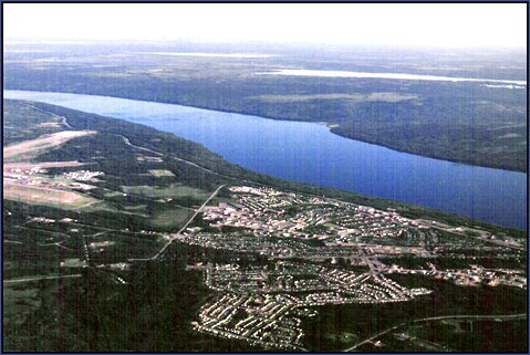 gander international airport picture