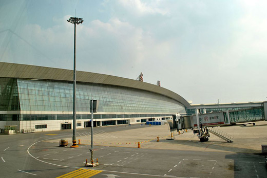 Wuhan Tianhe International Airport