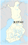 EFAH is located in Finland