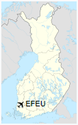 EFEU is located in Finland