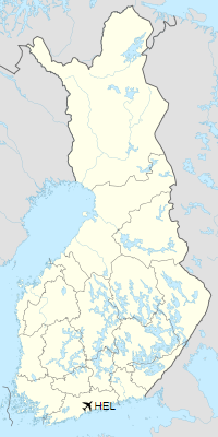 HEL is located in Finland
