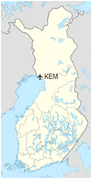 KEM is located in Finland