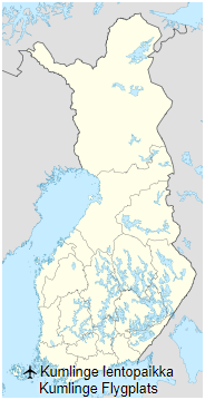 EFKG is located in Finland