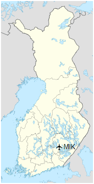 MIK is located in Finland