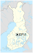 EFVI is located in Finland