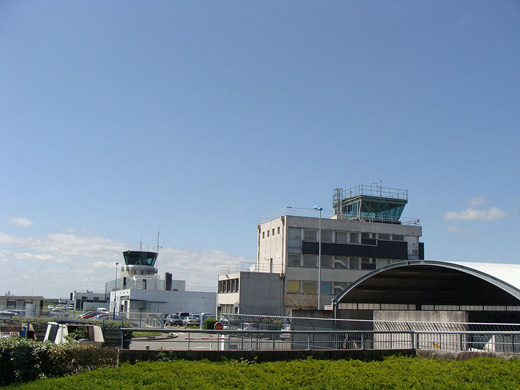 Rennes–Saint-Jacques Airport