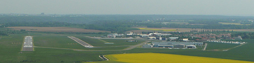 Toussus Le Noble Airport
