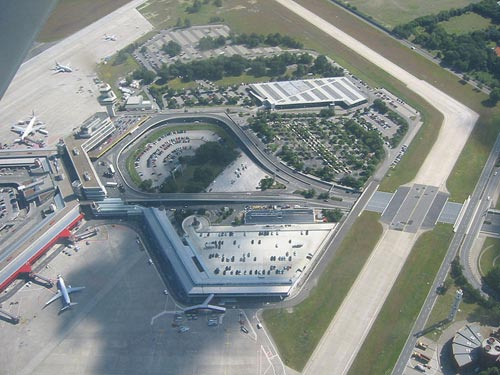 Tegel International Airport picture