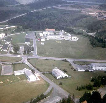 Hohenfels Military Airfield (AAF)