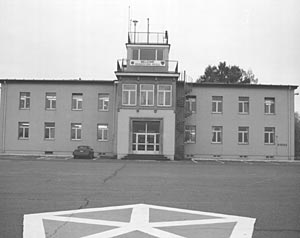 Wiesbaden Military Airfield