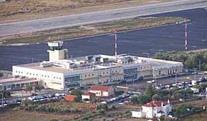 "Samos International Airport ""Aristarchos"""