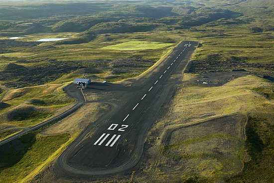 Reykjahlid Airport photo