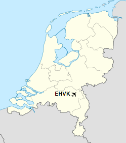 EHVK is located in Netherlands