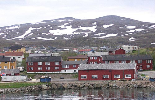 Båtsfjord Airport picture