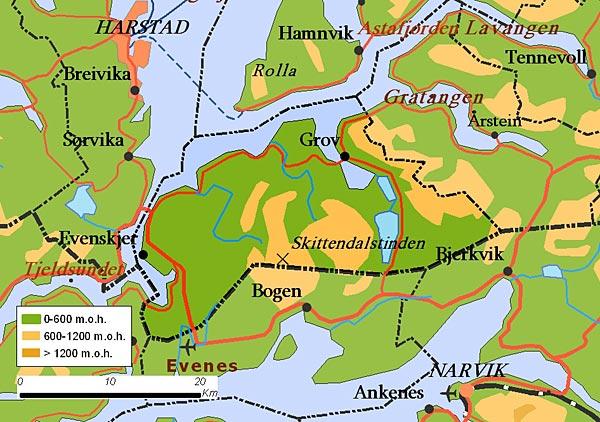 sortland Harstad