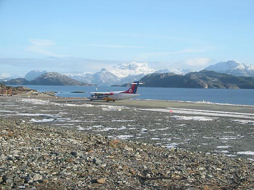 Florø Airport picture