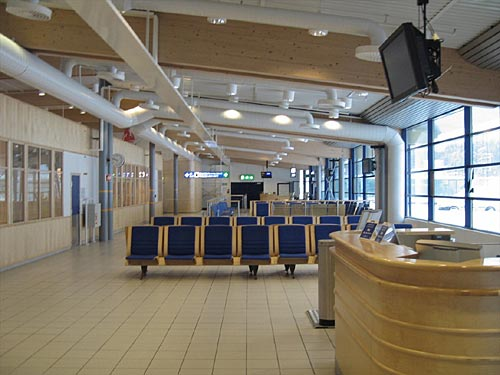 Harstad Narvik Airport picture