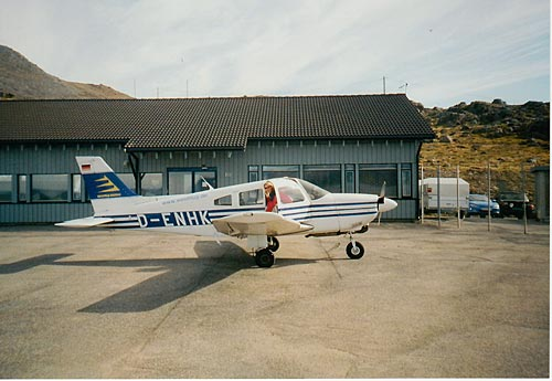Honningsvåg Airport picture