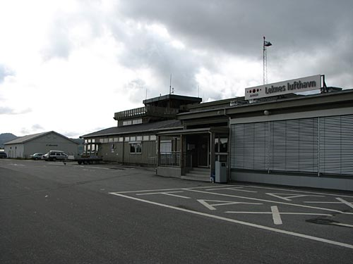 Leknes Airport picture