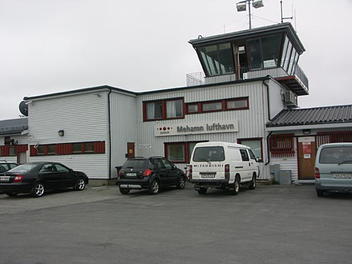 Mehamn Airport picture