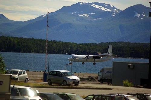 Molde Airport picture