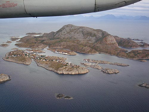 Svolvær Helle Airport picture