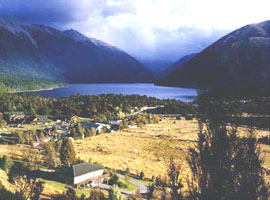 Lake Station / Nelson Lakes Aerodrome