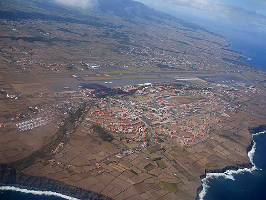 Lajes Air Base