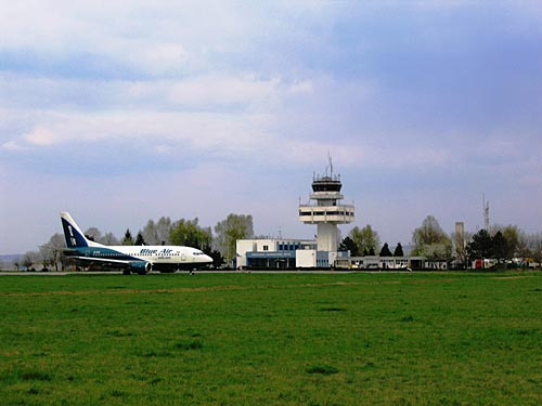 Bacau Airport picture